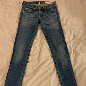 Rag & Bone Skinny Jeans in Savannah